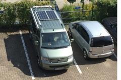 T5 California mit 200W Solaranlage