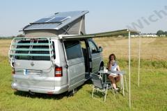 VW T5 Caliornia mit Solaranlage Basis
