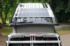 Solaranlage Premium Light 220 auf VW California