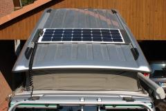 Premium Light 100 Solaranlage auf VW California