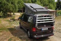 Solaranlage Premium 160 auf VW California