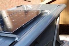 Gerahmte Premium Solarmodule