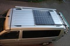 Aufsicht auf Solaranlage Premium 240