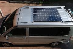 Aufsicht auf Solaranlage Premium 320