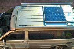 Solaranlage Premium 160 von oben