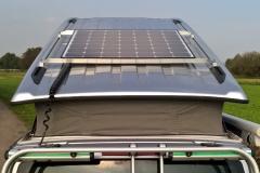 Solaranlage Premium 170 auf Aufstelldach