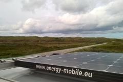 Solaranlage Premium Seitenansicht