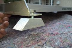 Trapezsockel für Dachmontage