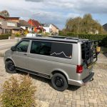 VW T5 / T6 with solar system