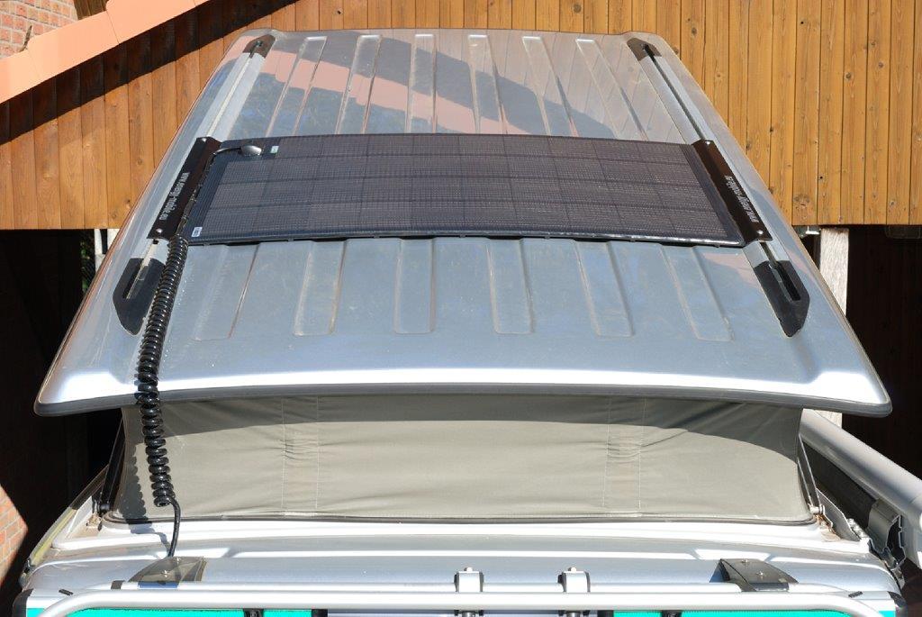 Solaranlage für VW California