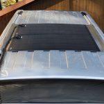 Auf VW California Dach montierte Premium Light 190 Solaranlage